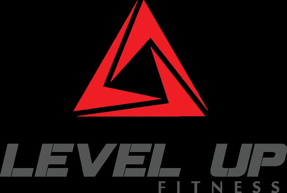 Level Up Fitness Logo 2015 Outline