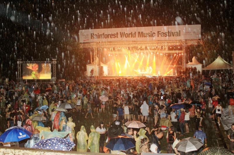 Reasons to Attend the Rainforest World Music Festival in Kuching, Sarawak